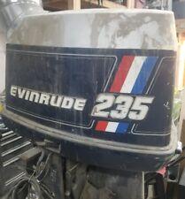 Evinrude Outboard 235
