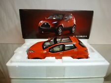 CHINA CHANGFENG C1 CHEETAH - RED 1:18 VERY RARE - EXCELLENT IN BOX - NOT AUTOART
