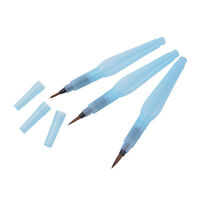 3X Water Brush Pen Art Craft Tool for Watercolor Painting Calligraphy Ink set SL