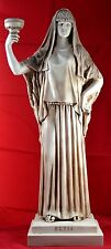 hestia guardian deity of the house - family statue greek  BIG SIZE