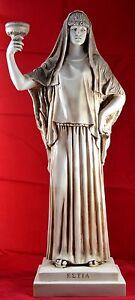 hestia guardian deity of the house - family statue greek  BIG SIZE