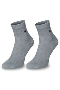 Men's Ankle Length Sport Gym Soft Solid Cotton Socks Breathable 3-Pack CW5001