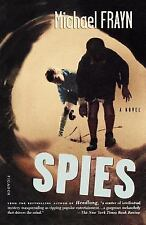 Spies : A Novel by Michael Frayn (2003, Paperback)