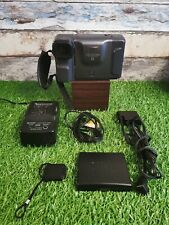 Vintage Sharp Viewcam VL-E66H Hi-Fi Monaural Camcorder Video Camera  *WORKING*