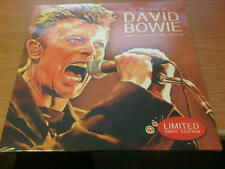 LP IN MEMORY OF DAVID BOWIE LIMITED EDITION AUDIOGLOBE LM005V SIGILLATO 2016 PS