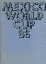 MEXICO WORLD CUP 86  - GERMANIA FIGC 1986