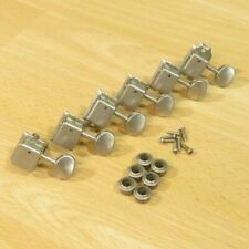 Fender 60s 62 Strat Road Worn TUNERS Fender 60s Reissue Stratocaster Tuning Pegs
