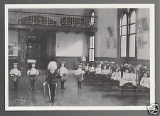 NEW YORK FOUNDLING HOSPITAL 1899-1900 Photo NYC Children MODERN POSTCARD