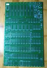 Rare Apple II clone motherboard bare pcb in green color