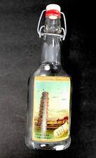 Flip Top Glass Wine Bottle Pisa Pise Label Grolsch Beugel Type Beer Bottle