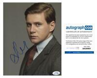 "Allen Leech ""Downton Abbey"" AUTOGRAPH Signed 'Tom Branson' 8x10 Photo E ACOA"