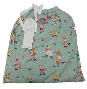 Cath Kidston Skate Party Girls Pyjamas PJs 2-3 Years Cotton NEW