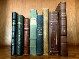 OLD BOOKS COLLECTION 1600-1900s