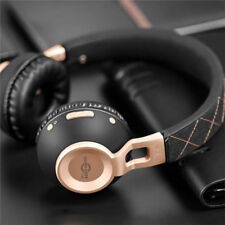 Wireless Bluetooth Headphones For Iphone Android Tv Pc Sd Slot Noise Cancelling