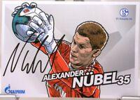 Alexander Nübel + Autogrammkarte 2017/2018 + FC Schalke 04 + AK201867 +