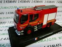 PDP26N 1/64 DEL PRADO Pompiers du Monde : 2004 FPTHR Renault