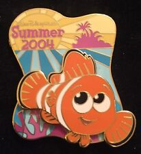 Disney Pin 31576 WDW - Summer 2004 (Nemo #1) Surprise Release~Limited Edition