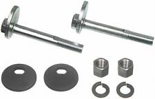 New MOOG Camber Adjustment Bolts Dodge Chrysler Plymouth Upper Control Arm L R
