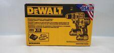 DeWalt 20V Drill Driver and Impact Combo Kit DCK283D2 (HE3009658)