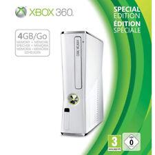 XBOX 360 Slim 4GB White Special Edition NEU & OVP