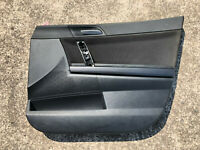 MG MG6 GT TURBO 1.8 1.9 SE S - FRONT RIGHT O/S DOOR CARD