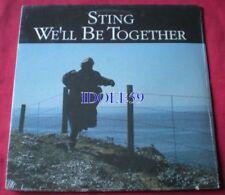 Disques vinyles maxi Sting