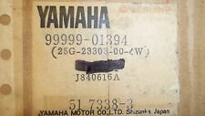 Yamaha NOS front fork arm 99999-01394-00 25G-23303-00-4W Riva 180 XC180K 1983