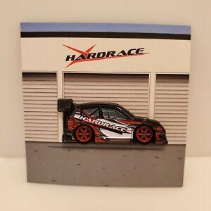 Leen Customs Hardrace EG Honda Civic Hatchback Pin Hardrace Black 712/1000 HTF
