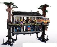 LEGO MATTONCINI STRANGER THINGS IL SOTTOSOPRA NETFLIX NUOVO CONSEGNA IN 7 GIORNI