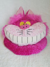 RARE COLLECTOR ITEM Alice in Wonderland Pink CHESHIRE Cat Hat from DISNEYLAND