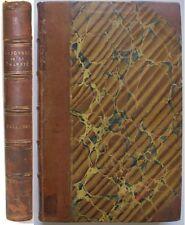 1863 ORIGINES DE CHARITE CATHOLIQUE ORIGINS OF CATHOLIC CHARITIES BY TOLLEMER