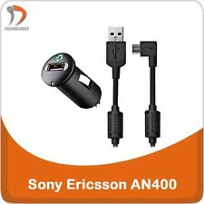 SONY ERICSSON AN400 chargeur Voiture charger oplader Xperia Arc Mini Pro Play