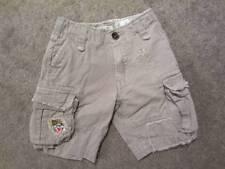 Boys Ed Hardy Cargo Cotton Shorts Sz. 4 Slim Casual Shorts