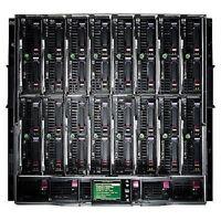 16 x HP ProLiant BL460c e/w 2x Quad-Core Xeon L5420 2.5Ghz BL c7000 Blade Server