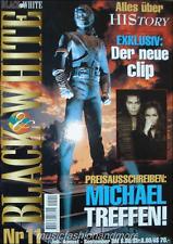 MICHAEL JACKSON   __   BLACK & WHITE   __  NR. 11  Magazin ohne Poster