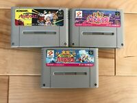 LOT Parodius DA!! GOKUJO OSHABERI SFC Nintendo Super Famicom SNES NTSC-J JAPAN