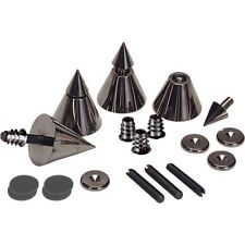 Dayton Audio - DSS4-BC - Black Chrome Speaker Spike Set 4 Pcs.