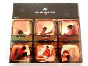 Afro Celt Sound System - POD - CD & DVD - 2004 - Real Worlds Records (O90)