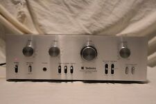 TECHNICS SU-7100 vintage integrated stereo amplifier, VGC, GWO, serviced,