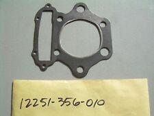 12251-356-010 NOS Genuine OEM Honda cylinder head gasket  74-78 XL350