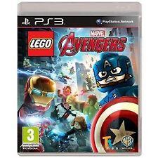 PlayStation 3 Lego Marvel Avengers (ps3) VideoGames