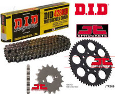 Daelim VL125 Daystar 2000-2007 Heavy Duty DID Motorcycle Chain and Sprocket Kit