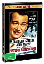 Without Reservations - John Wayne DVD R4