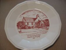 CHURCH OF ST MARY THE VIRGIN - Rutherford, NJ - Collector's Plate