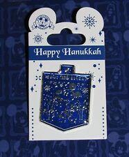 carded  Disney Pin Joy and Light Happy Hanukkah 2015 Mickey Christmas