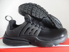 MENS NIKE AIR PRESTO TRIPLE BLACK SZ M SZ 10-11 [305919-009]