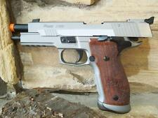 Sig Sauer P226 x-5 Full Metal CO2 Blow Back Airsoft Gun New silver edition