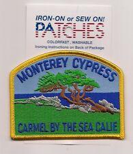 Carmel by the Sea California Souvenir Patch