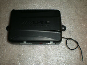 Alpine Mobile Security System SEC-100S MAIN MODULE UNIT ONLY REPLACEMENT PART