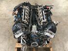 06-10 BMW M5 M6 V10 S85 Engine 5.0L Block 1202 OEM